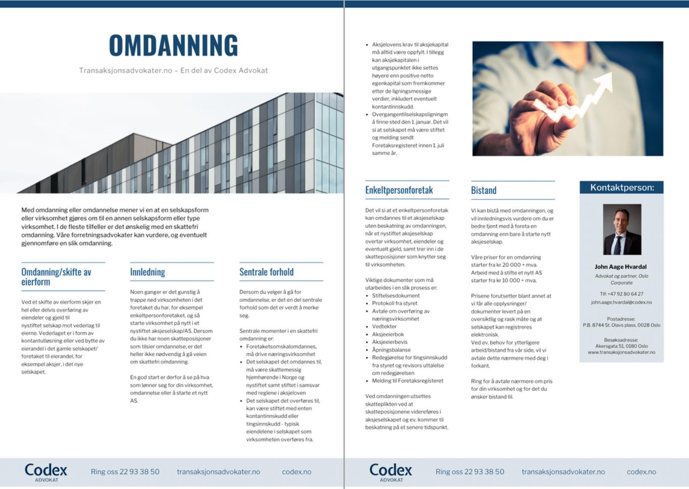 PDF Omdanning